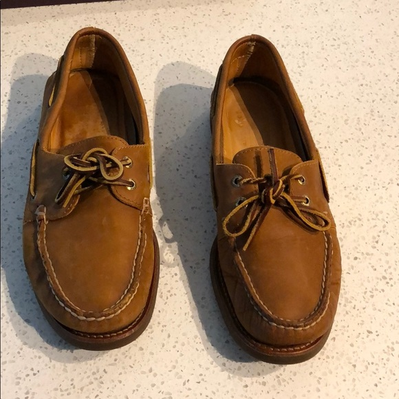Sperry Shoes | Mens Gold Cup Authentic